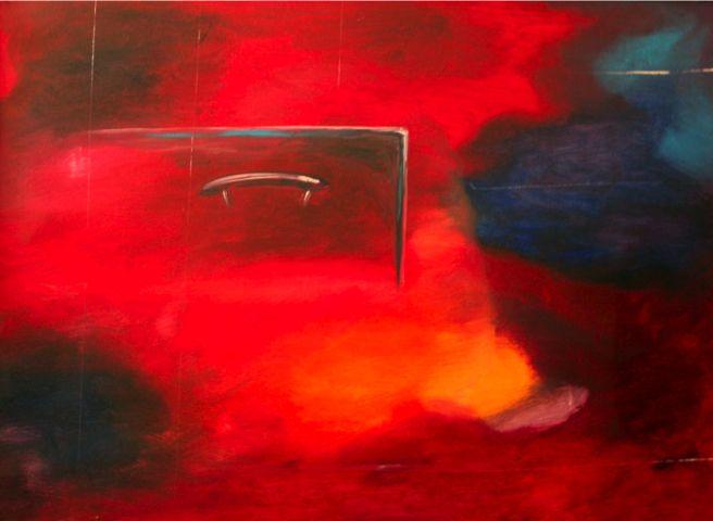 Creazione - 2007   Olio su Tela